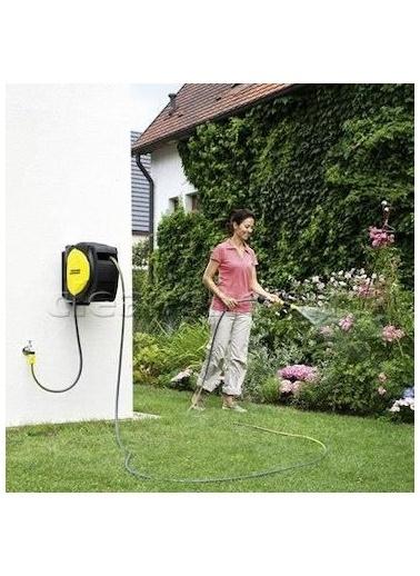 Karcher Premium Cr 7.220 Otomatik Duvar Tipi Bahçe Sulama Hortum Kutusu Renkli
